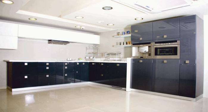 Sunbird Kitchens - top modular kitchen trolley supplier in ...